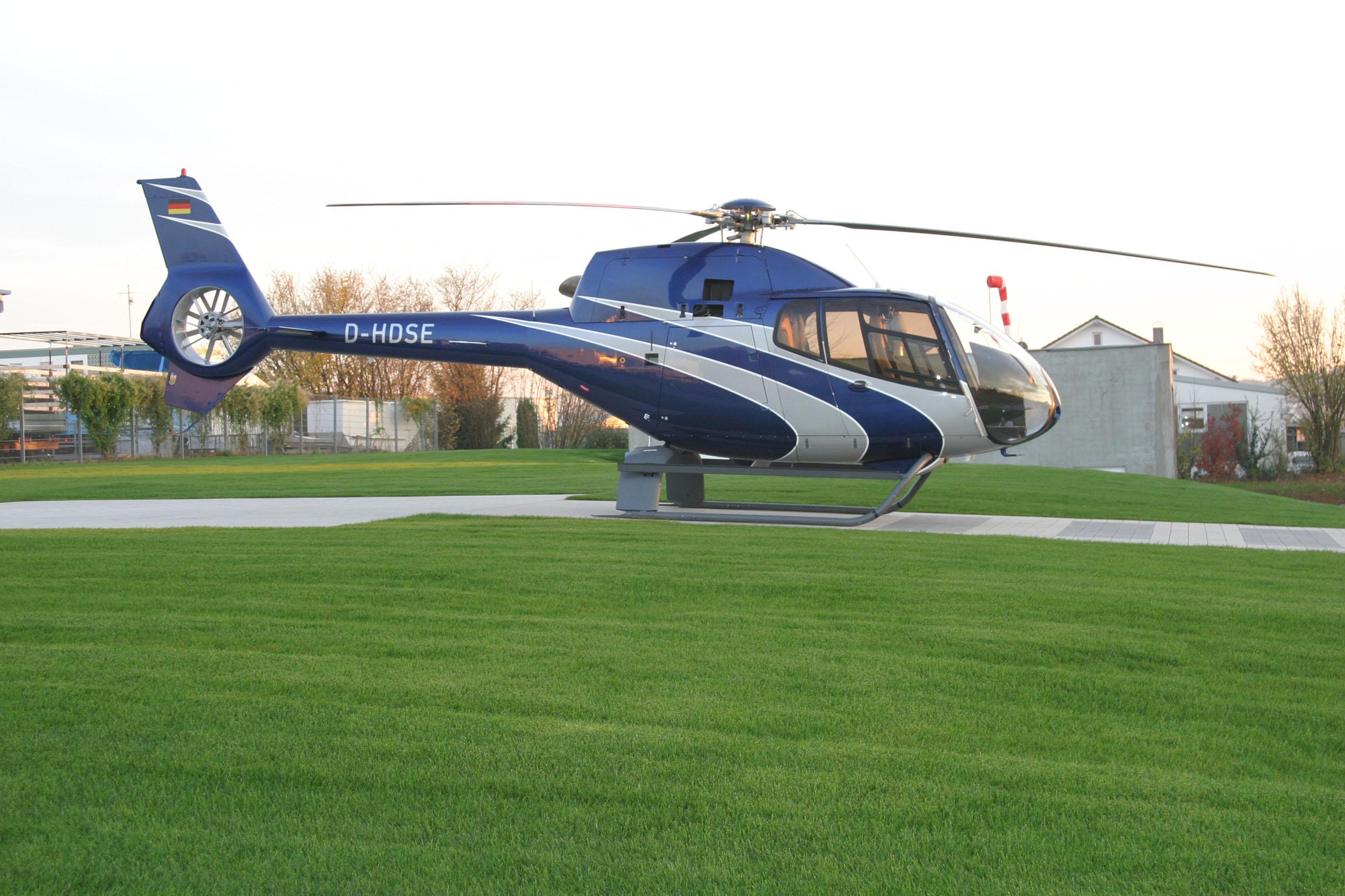 Unser Firmenhelikopter #spass
